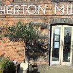 Fisherton Mill - Entrance