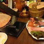 Raclette à volonté