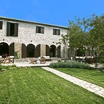 Meli Traditional House is a real stone mansion!