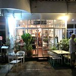 Cafe Ritz is at the bottom end of the Jomtien Complex