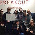 Breakout Games - Greensboro