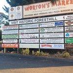 Worton's Market