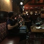 Band in the pub.