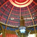 The interior of the Casino