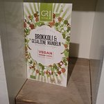 Vegan Broccoli chocolate !!