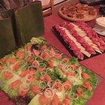 Restaurant Hirschen. Spanischer Abend