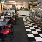 Broadway Deli & Grill - Lobby area