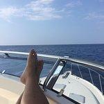 relaxing up top
