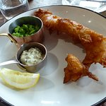 Posh fish n chipa