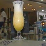 Pineapple and Orange juice (fresh juice)