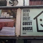 New Signboard     CHEESE   GUEST HOUSE