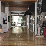 Hotel Catedral lobby