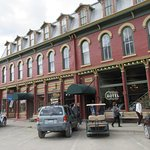 The Grand Hotel - Restaurant and Saloon - in Silverton, CO