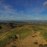 Panoramic Views at Painswick Beacon
