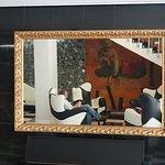 hall d'entrée ... une vue dans le miroir