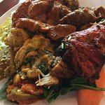 Tried the Sunday buffet today at Ambrosia Indian Bistro