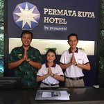 Photo de Permata Kuta Hotel by Zeeti International
