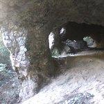 Gruta da trilha