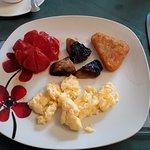 Lighter choice of breakfast
