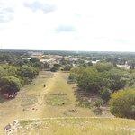 Izamal  Ruins Foto