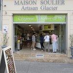 Фотография Maison Soulier Artisan Glacier