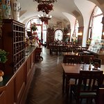Das historische Restaurant