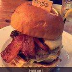 The Boss burger !