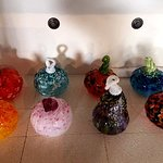 Glass blowing classes are popular with locals and visitors!