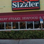 Sizzler Sign Kissimmee FL