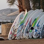 Selection of Surf boards