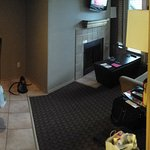 2nd panorama ...where is wood for the fire place?