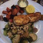 Fish dinner, Rock'N Fish , 120 Manhattan Beach Blvd, Manhattan Beach, CA