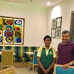With Bhagyalakshmi, Service Associate