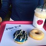 Pink Box Donuts