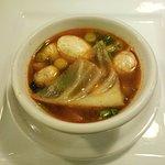 Tom Yum Soup [vegetarian]