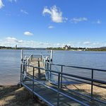 Lake Burley Griffin from Commonwealth Park