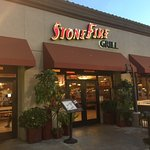 Firestone Grill in Irvine - Outside
