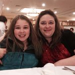My Daughter, Tammie Cabassa and our Granddaughter, enjoying The Bavarian Inn and its surrounding