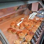 At Borough market - pieminister