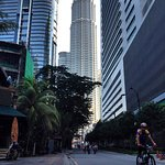 Just 5 minutes walk to KL City Centre/PETRONAS Twin Towers