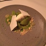 Pudding - pears