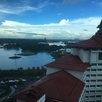 View from Inya Wing - 14th floor