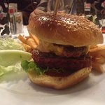 Burger pourri