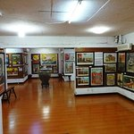 Inner view of the museum