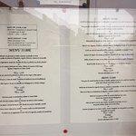 Superbe repas au menu à 46€