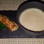 Amuse Bouche - Creamy Fish Soup