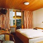 Bei den Doppelzimmer hat man die Wahl ein Zimmer mit Balkon zu buchen.