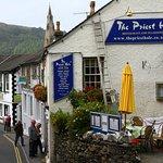 The Priest Hole, Ambleside, Lake District, UK.