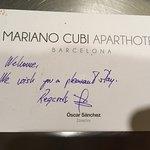 Aparthotel Mariano Cubi Foto