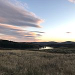 Sunset at Forter